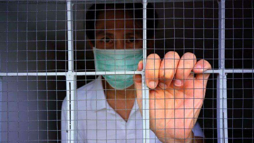 8 kişiye corona virüsü bulaştırdı… Mahkemeden 5 yıl hapis cezası