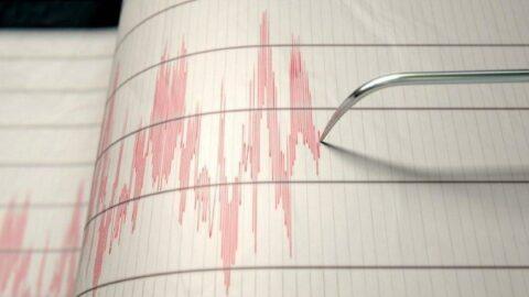 Antalya'da 4.5 büyüklüğünde deprem… Son depremler