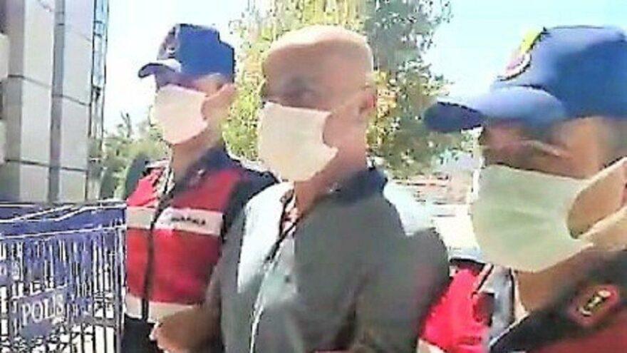 Eski polis memuru 2 kilo kristal uyuşturucuyu satamadan yakalandı