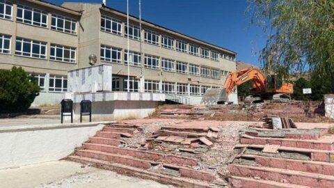 Valilikten 'kaçak yıkım' açıklaması: Yasal işlem başlatıldı