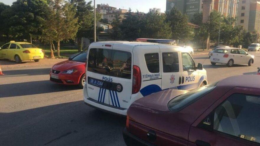 Kayseri'de alacak verecek kavgasında kan aktı
