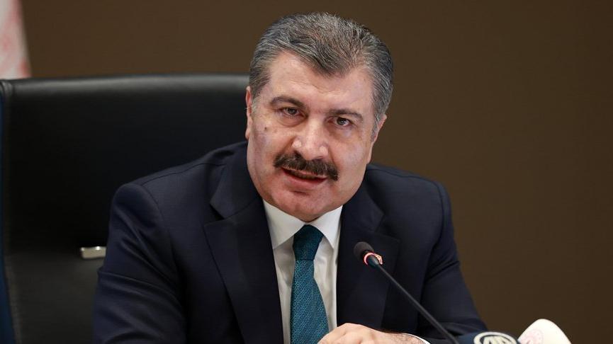 Sağlık Bakanı Koca'dan 3 şehirle ilgili açıklama