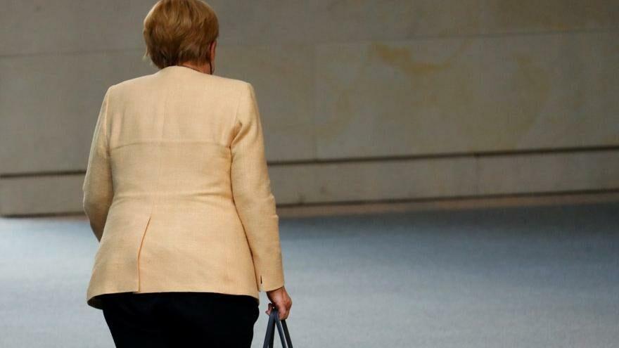 Merkel'in muhafazakar bloğu çöküyor
