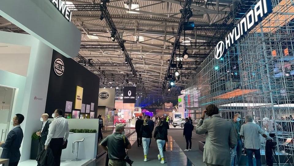 Geleceğin otomobilleri Münih'te görücüye çıktı