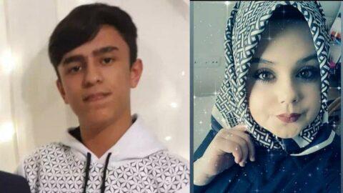 16 yaşındaki Murat ile 22 yaşındaki Nurcan corona kurbanı