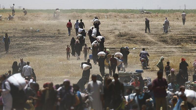 Uluslararası Af Örgütü: Türkiye, Suriyeli göçmenleri geri dönmeye zorluyor