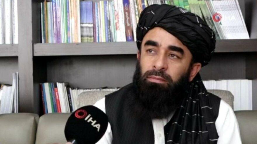 Taliban Sözcüsü Mücahid'den Türkiye açıklaması: İlişkimiz çok derin