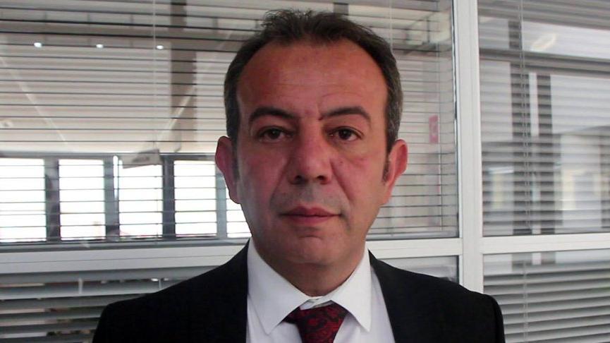YDK'ya sevk edilen Tanju Özcan'dan açıklama