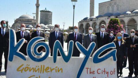 KKTC Cumhurbaşkanı Tatar: Kimsenin gücü Türkiye ile bağlarımızı kopartmaya yetmez