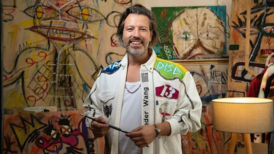 Dışavurumcu sanatçı Ulaş Bakır'ın solo sergisi Gama'da açılıyor