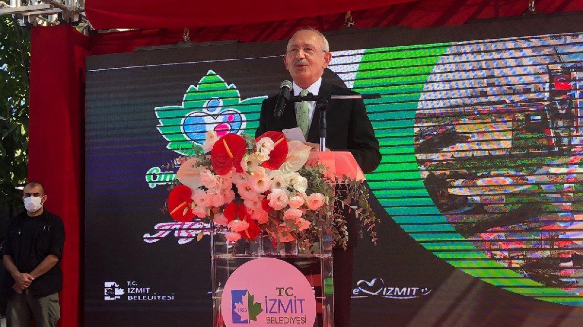 Kılıçdaroğlu: Güzel bir Türkiye'yi birlikte inşa edeceğiz