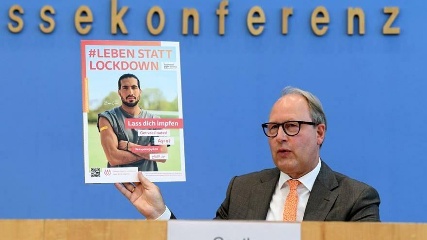 Almanya aşılanma hızından memnun değil
