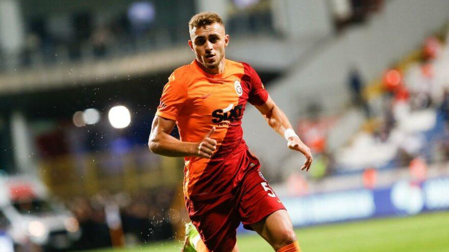 Galatasaraylı Barış Alper Yılmaz'ın elinde kırık çıktı!
