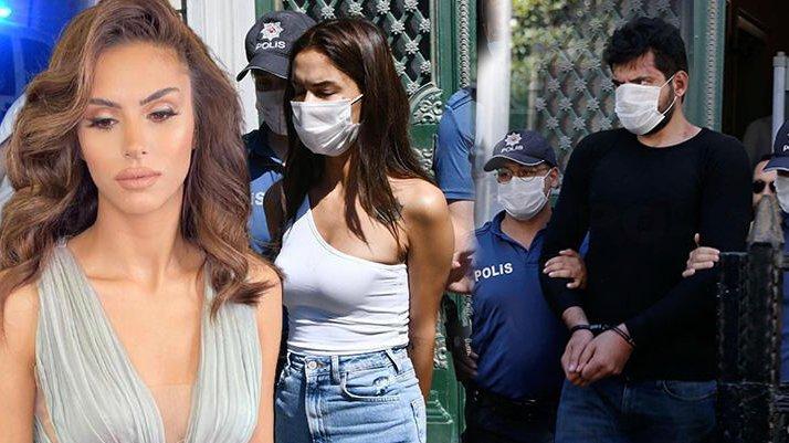 Ünlü oyuncu Ayşegül Çınar'ın olaylı gecesi pahalıya patladı
