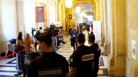 Paris'te kritik gün: Terör saldırısı davası başladı, zanlıdan
