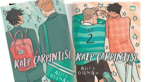İki erkeğin aşkını anlatan Kalp Çarpıntısı kitabı için karar verildi
