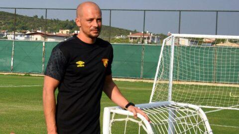 Göztepe'nin yeni hocası Nestor El Maestro: 'Yarım yıldır takip ediyorum'