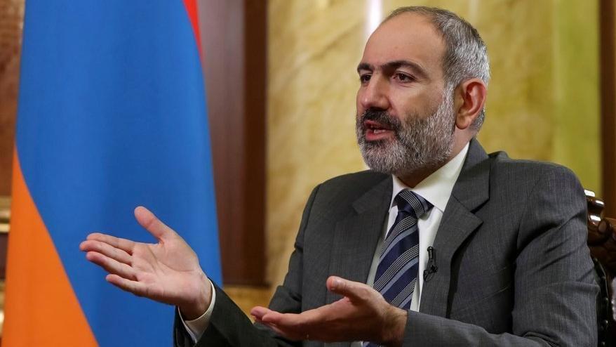 Ermenistan Başbakanı Paşinyan'dan Türkiye açıklaması