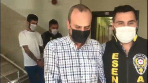 Sahte polis kimliği kullanan gaspçılar yakalandı