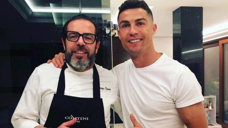 Ronaldo'nun eski şefi, Portekizli yıldızın diyet sırlarını anlattı