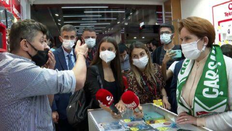 AKP seçmeni ile Akşener arasında ilginç diyalog