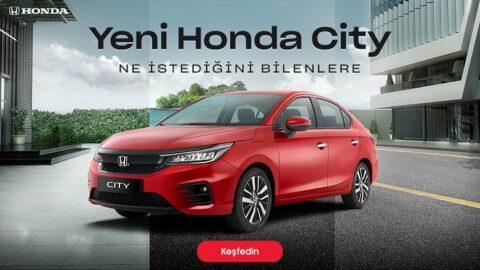 Yeni Honda City 11 Eylül'de satışta.