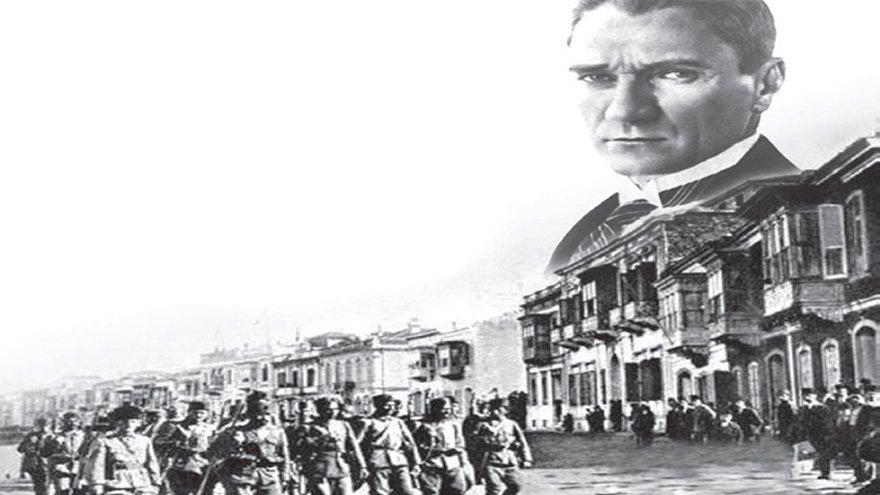 İzmir'in düşman işgalinden kurtuluşunun 99. yıldönümü