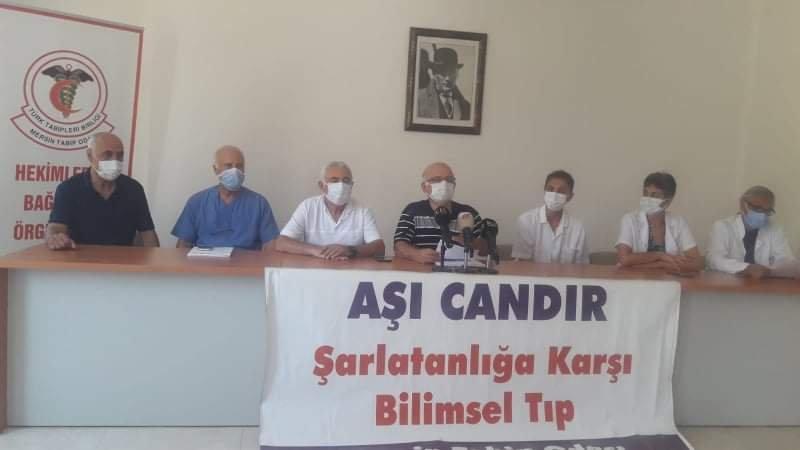Mersin Tabip Odası: Gebelerin Covıd-19 aşılarını bir an önce tamamlayın