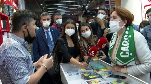 Bu video İYİ Parti hesabından paylaşıldı: Cumhurbaşkanımızın durumu da ağır...