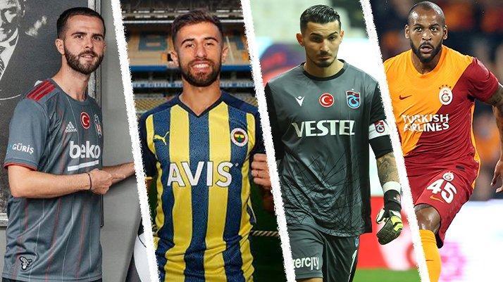 Süper Lig'in en değerlisi Miralem Pjanic oldu