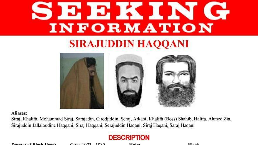 Taliban'dan İçişleri Bakanı Hakkani hakkında açıklama