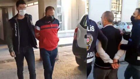 Ankara'da IŞİD operasyonu: 13 gözaltı