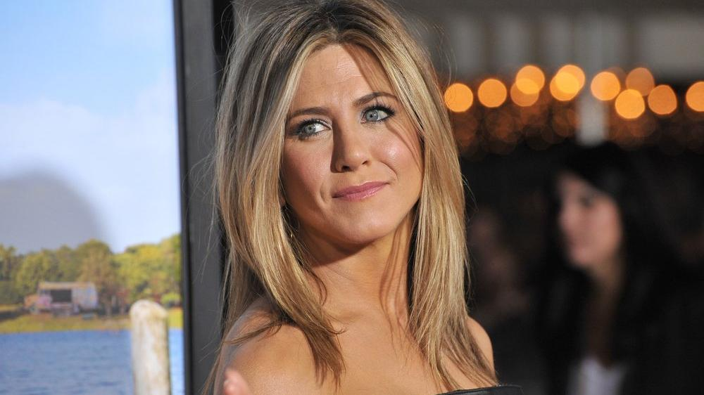 Jennifer Aniston, ilk ürününü piyasaya sürdü