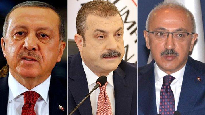 Erdoğan, Elvan, Kavcıoğlu… Ekonomide her kafadan farklı ses çıkıyor