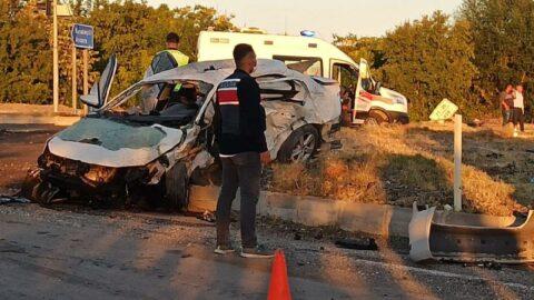 Dehşete düşüren kaza: 6 ölü