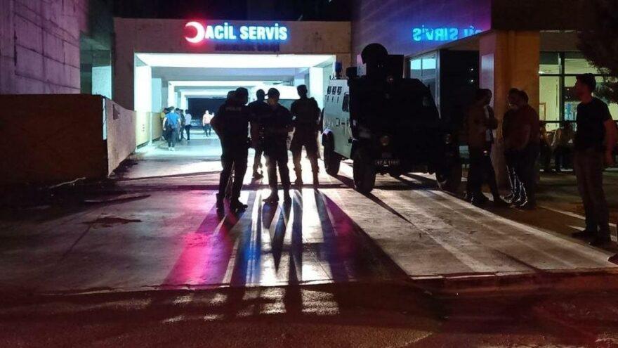 Mardin'de teröristlerle sıcak temas