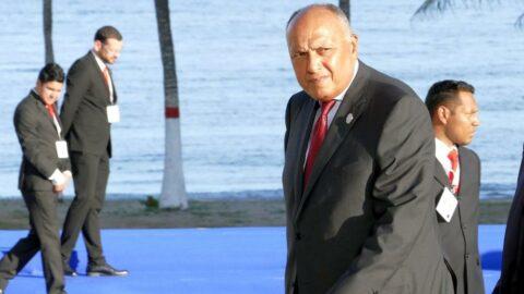 Mısır'dan Türkiye açıklaması: İlerlemek için tatmin olmamız gerek