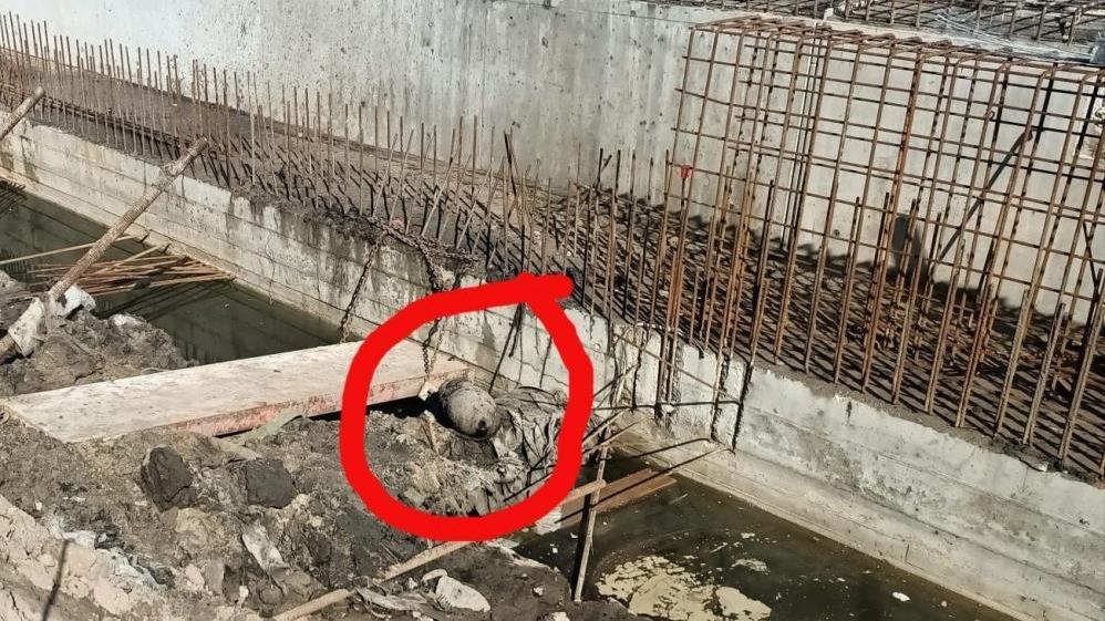 Polonya'da inşaat çalışmaları sırasında 2. Dünya Savaşı'ndan kalma bomba bulundu