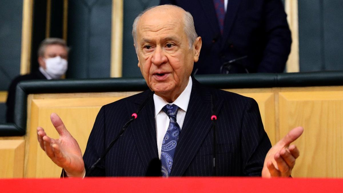 Devlet Bahçeli'den Ali Erbaş'a destek