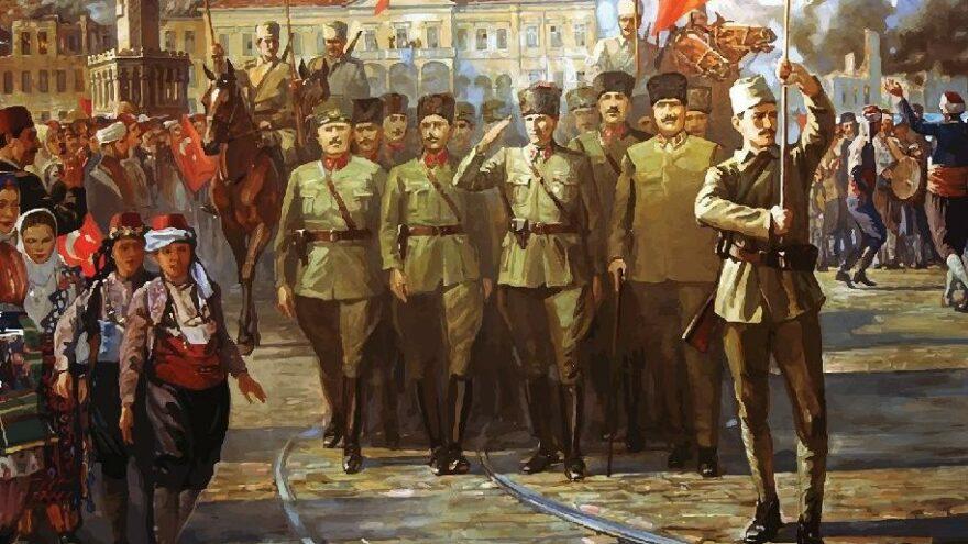 İzmir'in kurtuluşu kutlama mesajları ve Atatürk'ün sözleri: Resimli 9 Eylül İzmir'in kurtuluşu sözleri…
