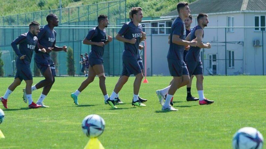 Trabzonspor'da sakatlar geri döndü