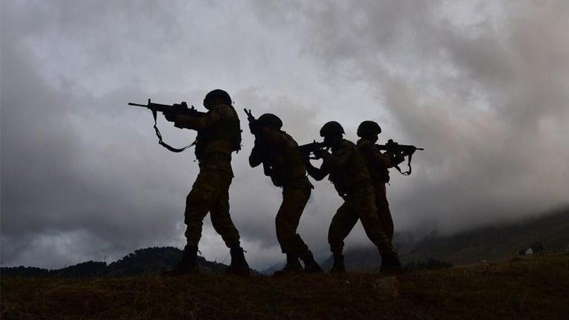 MSB: Irak'ın kuzeyinde 6 PKK'lı etkisiz hale getirildi