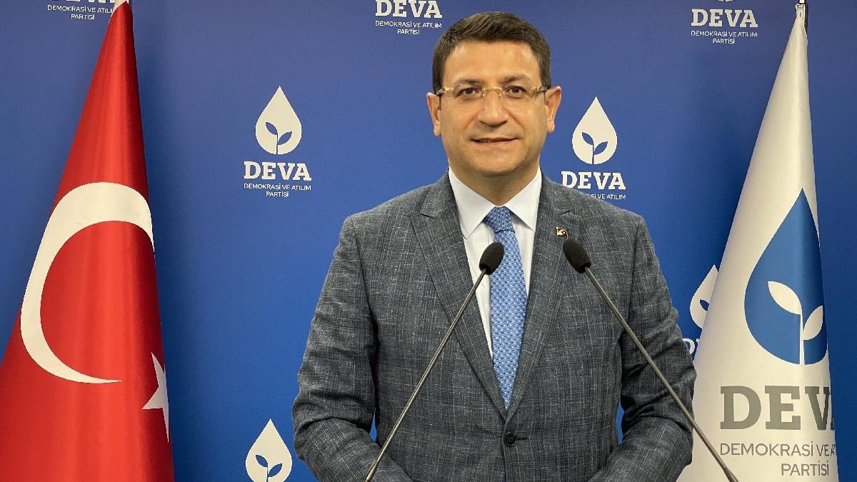 DEVA Partisi'nden Ali Erbaş çıkışı: Anayasayı açıkça ihlal etmektedir