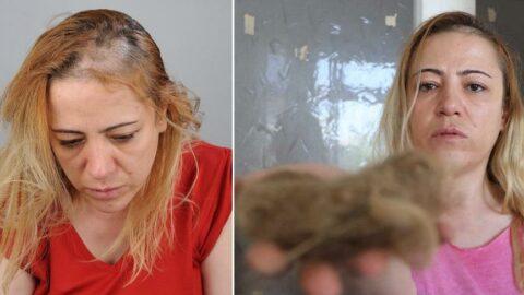 Hastanede bir kişi, hemşireyi darbedip saçlarını yoldu