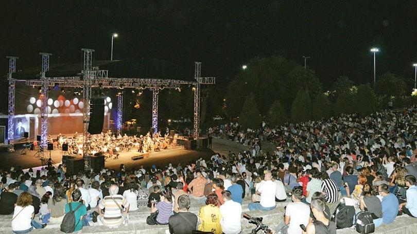 İstanbul'da Senfonik Yaz Akşamları devam ediyor