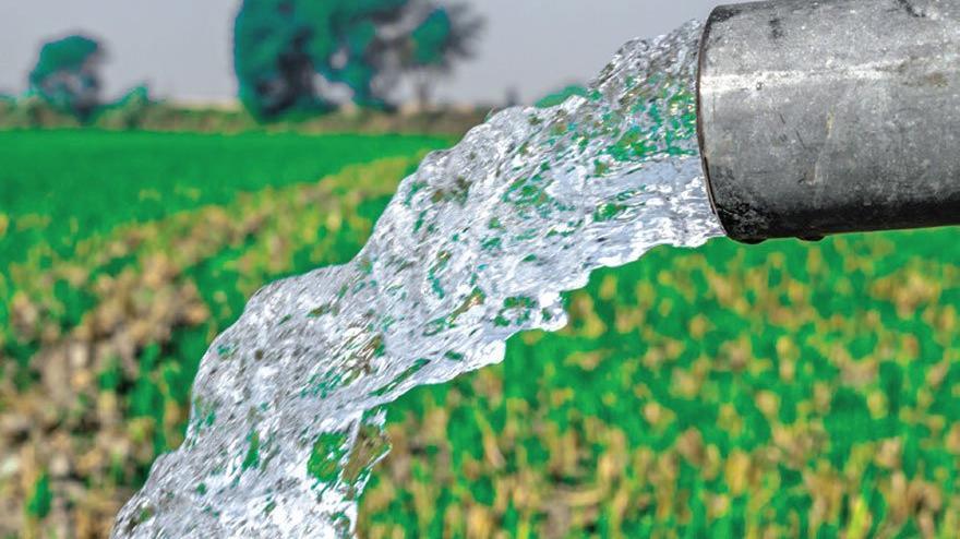 Vahşi sulama Türkiye'yi su fakiri yapacak