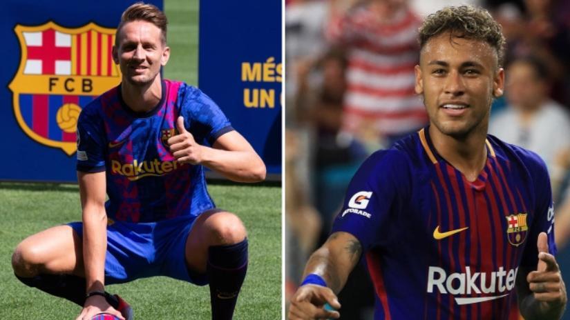 Ronald Koeman: 'Luuk de Jong, Neymar'dan daha tehlikeli'