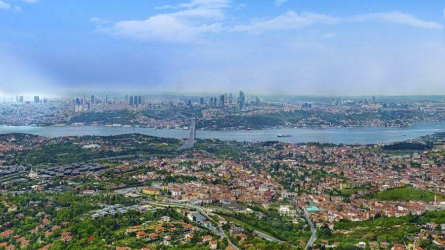İstanbul'da 13 bin hektarlık alanın imar planı tamamlandı