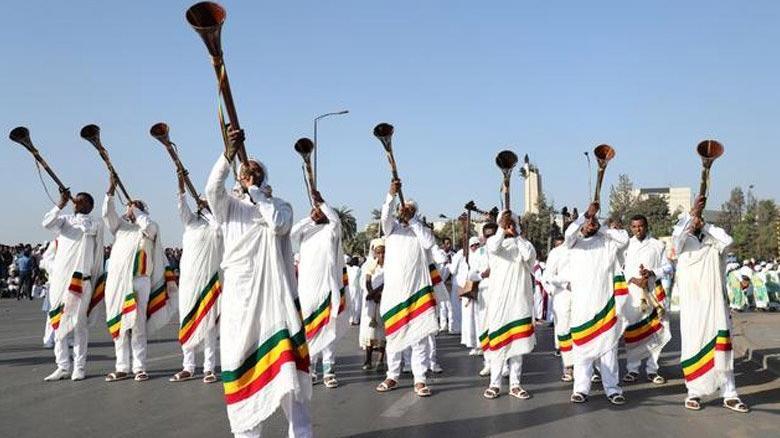 Etiyopya 2014 yılına giriyor
