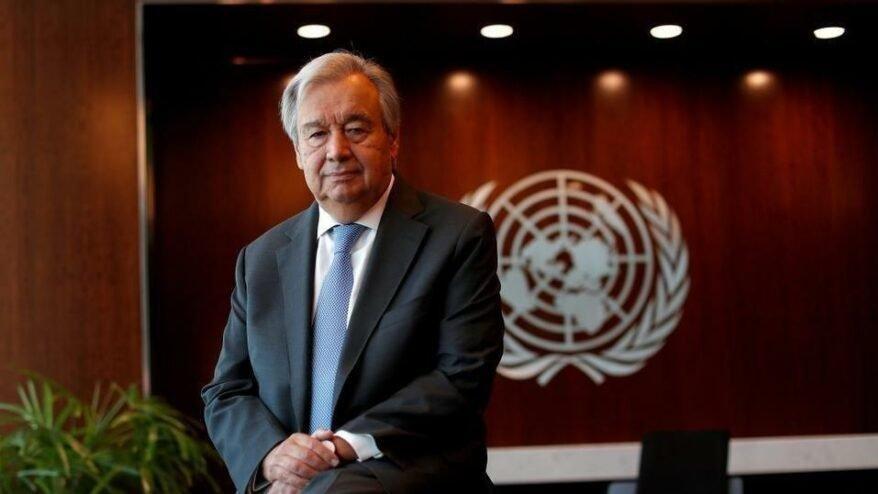 BM Genel Sekreteri Guterres: Lübnan için çok önemli bir adım
